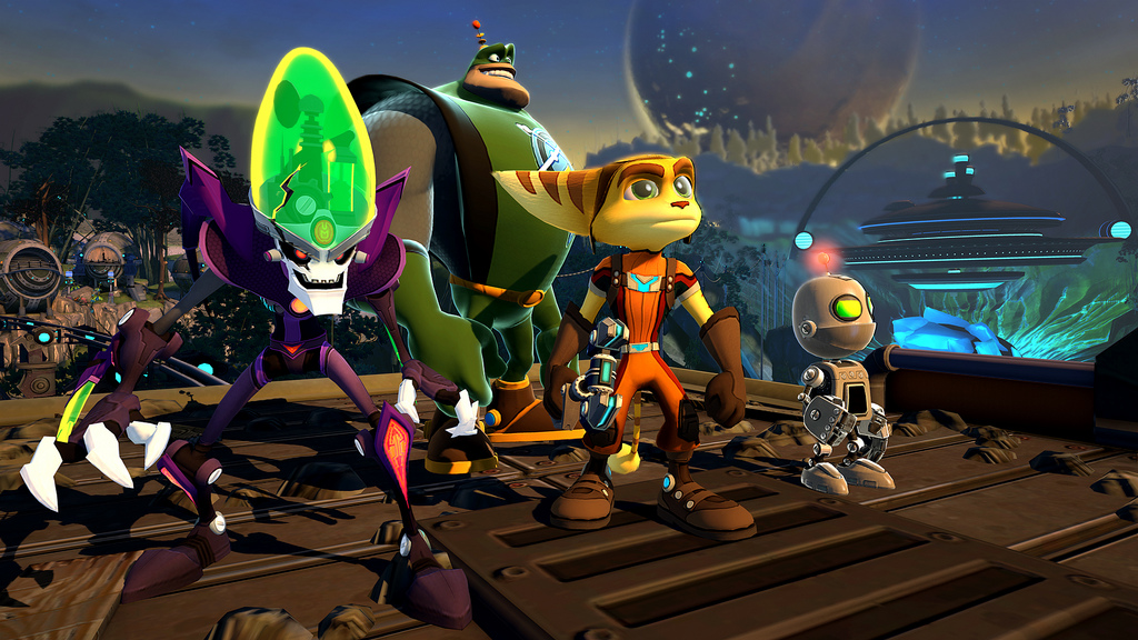 Ratchet & Clank: QForce Review