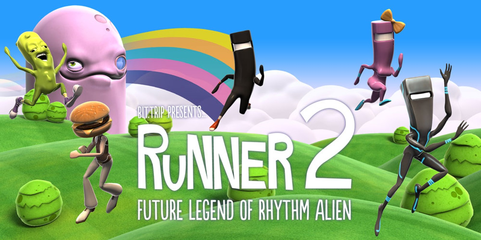 BIT.TRIP Presents Runner2: Future Legend of Rhythm Alien review